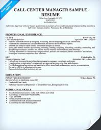 call center resume call center resume for professional with relevant experience