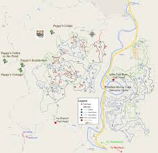 Virginia Rivers Map by Riding The Hatfield Mccoy Trail In West Virginia Totalmotorcycle