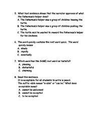 reading wonders grade 3 unit 4 week 1 comprehension worksheets by
