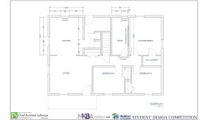 chief architect floor plans nkba student design competition chief architect blog