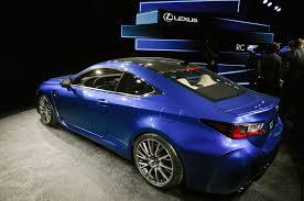 lexus used car event 2015 lexus rc f debuts at 2014 detroit auto show automobile magazine