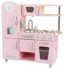 kidkraft cuisine vintage 53179 kidkraft kidkraft vintage kitchen pink view in your room