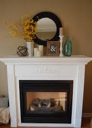paint inside fireplace binhminh decoration
