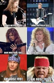 James Hetfield Meme - you know whos worse mötley crüe s vince neil look it up meme