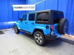 fiat jeep wrangler 2018 jeep wrangler jk unlimited sahara 4x4 anchorage ak wasilla