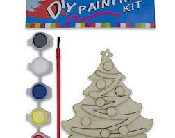 unpainted ornaments etsy