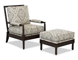 Upholstered Accent Chair Ottoman Astonishing Overstuffed Chairs Chair And Ottoman Sets