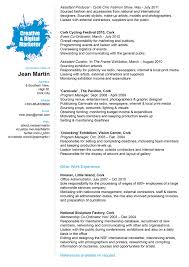 Php Developer Sample Resume by Experience Resume With Work Experience