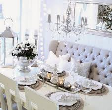 Dining Table Decor at Home and Interior Design Ideas