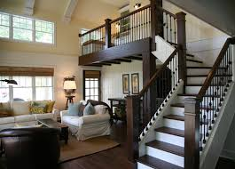 house stairs lakeside guest house traditional staircase milwaukee by