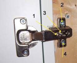 How To Adjust Closet Doors Amazing Adjusting Kitchen Cupboard Doors And Hinges How To Adjust