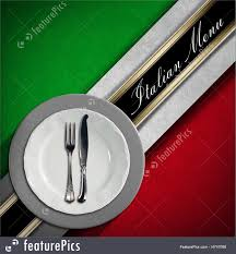 italian restaurant menu design stock illustration i4747098 at