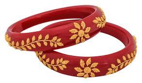 shakha pola bangles buy senco gold 22k yellow gold bangle online at low prices in