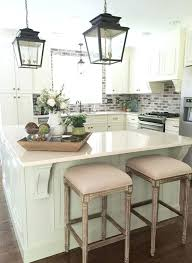 farmhouse kitchen island lighting with stools diy plans