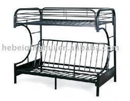 metal bunk bed frame with futon roselawnlutheran