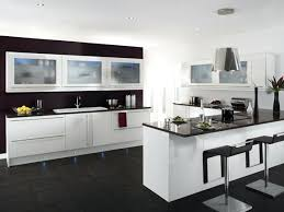 Kitchen Wall Cabinets With Glass Doors  Guarinistorecom - Glass door kitchen wall cabinet