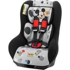 siege auto groupe 0 1 pas cher siège auto bébé groupe 0 1 driver mickey disney pas cher à prix auchan