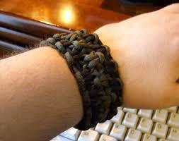 woven survival bracelet images Stormdrane 39 s blog wide paracord bracelet jpg