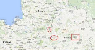 russia map belarus belarus maps eurasian geopolitics