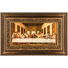Hobby Lobby Home Decor Ideas by Last Supper Wall Plaque In 3d 29w X 18 5h In Wall Art At Last