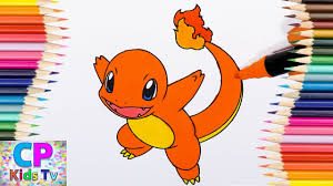 charmander from pokemon coloring pages 7 pokemon coloring pages