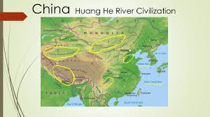 Ancient China Map Huang He River Valley Ancient China Ppt Video Online Download
