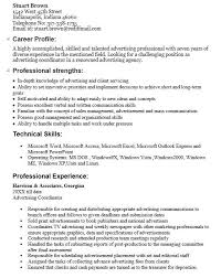 Project Coordinator Resume Examples Sample Advertising Coordinator Resume Marketing Coordinator