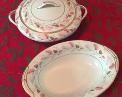 vintage china pattern vintage dinnerware sets etsy