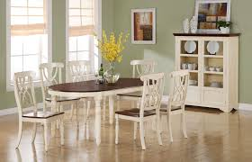 white and wood dining room furniture modern sets coco white patio designs fire