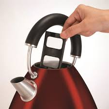 Morphy Richards Accent Toaster Red Richards Accents 1 5l Traditional Red Kettle 102029