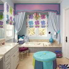 Houzz Kids Bathroom - bright bathroom houzz
