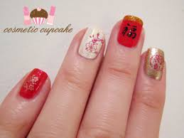 2016 chinese new year nail art designs best nail ideas