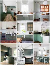 what color green to paint kitchen cabinets moody green kitchen cabinet paint colors bright green door