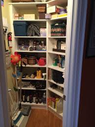 closets weekly organizing tips