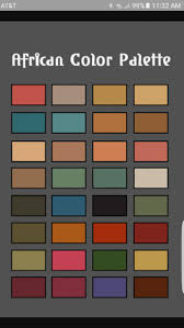 african color palette colors pinterest africans africa and