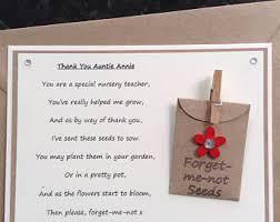 Thanksgiving Bracelet Poem Nursery Teacher Etsy