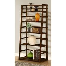 Angled Bookshelf Leaning Bookcases You U0027ll Love Wayfair