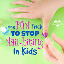 how to stop kids from biting their nails ashby everything