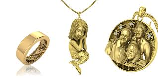 3d printed gold jewellery how amalgamation of 3d printing and online jewellery led to augrav