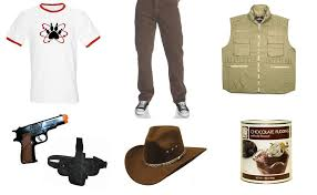 Dead Cowboy Halloween Costume Carl Grimes Costume Diy Guides Cosplay U0026 Halloween