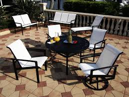 Patio Chair Material by Patios Slingback Patio Chairs Repair Lawn Chair Material