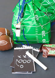 football party favors day football birthday party squared