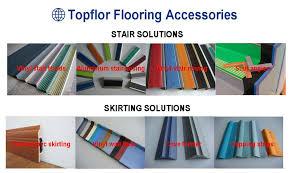 pvc step stair nosing for vinyl floor buy pvc vinyl floor stair