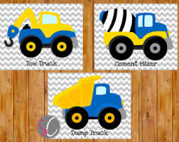 truck wall art etsy