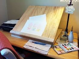 how to make a simple table top easel tabletop easel drawing board this looks so simple i think i can