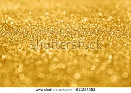 new years or birthday party invitation stock image abstract gold glitter sparkle confetti background stock photo