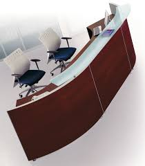 Reception Desk Curved Bralco Curved Modular Reception Desk 2 Office Furniture