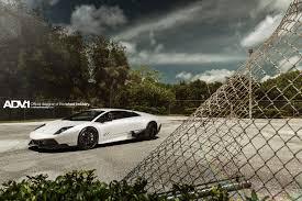 Lamborghini Murcielago Matte Black - lamborghini murcielago adv005 track spec sl matte black gloss