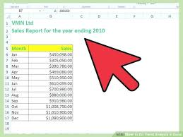 trend analysis report template trend analysis excel project tracking template for excel and