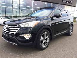 hyundai crossover 2016 new 2016 hyundai santa fe xl xl to sale for 41 in grand falls